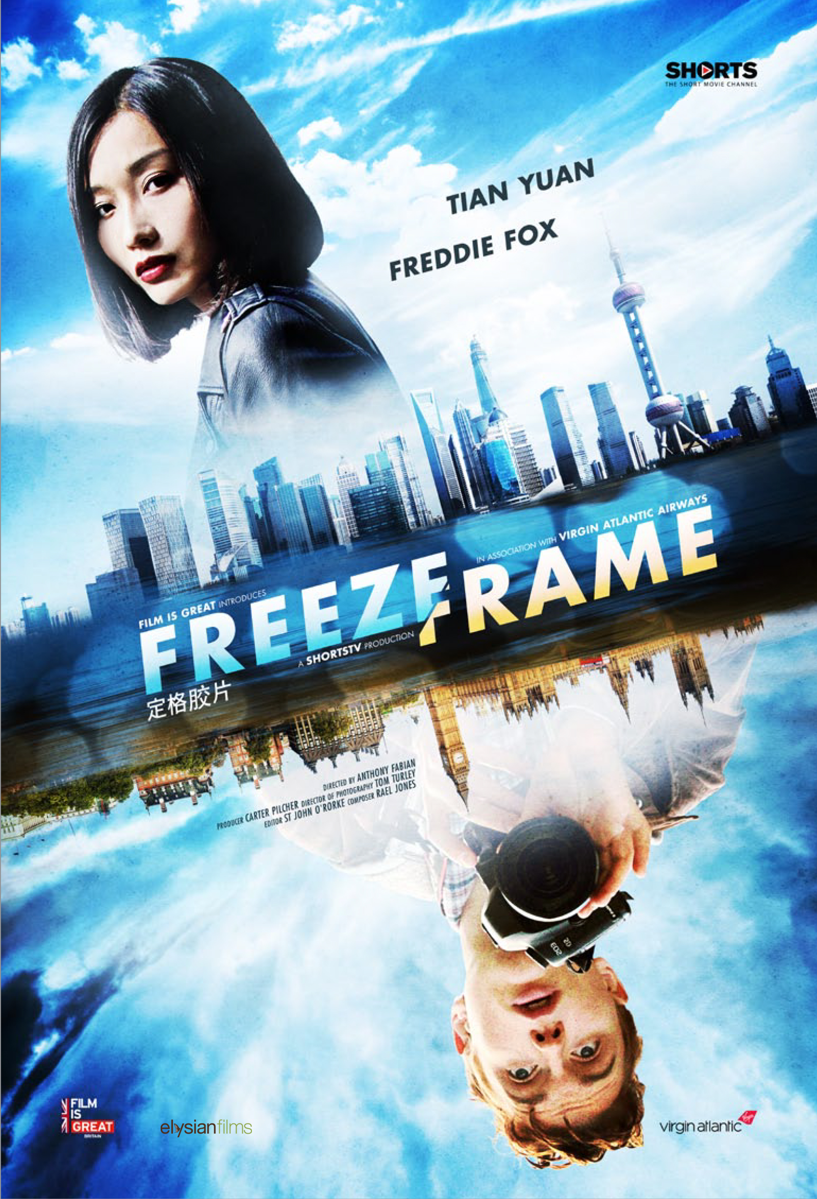 FreezeFrame Poster