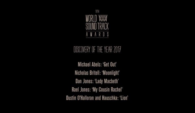 WSA Awards Discovery Nominees 2017