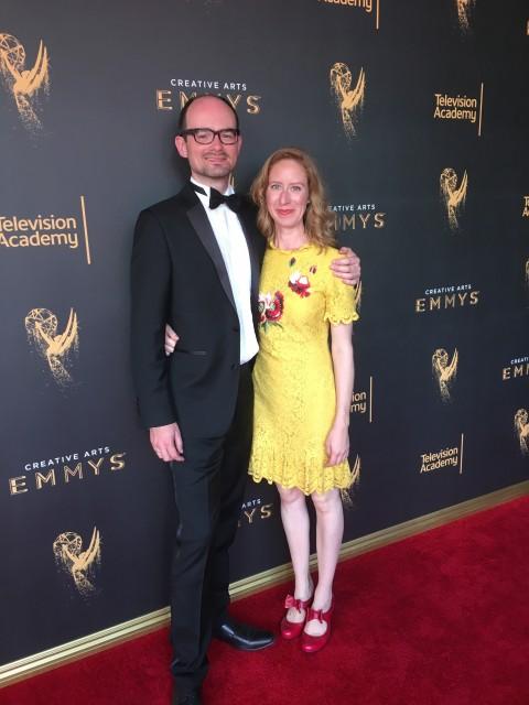 Emmys Red Carpet 1